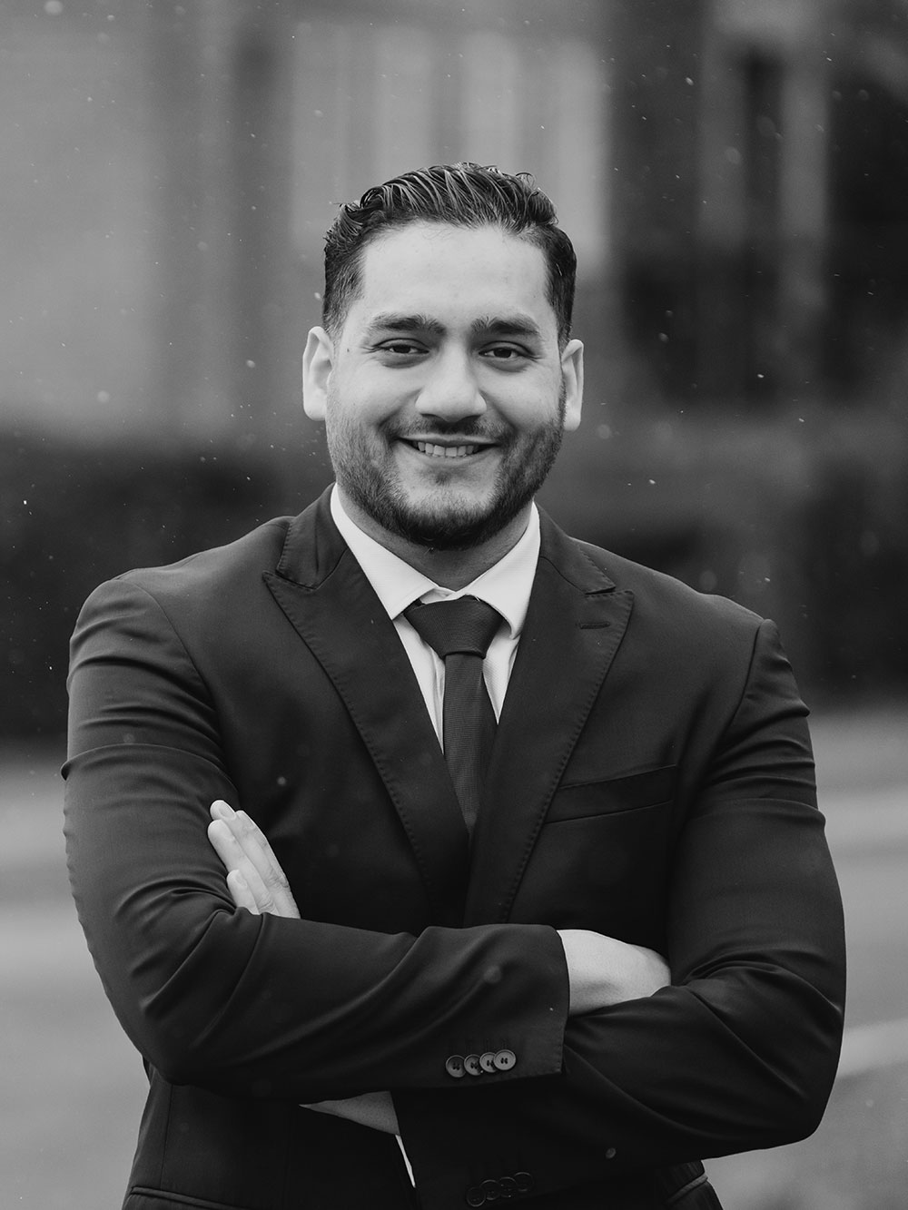 Adeel Ali portrait photography smiling